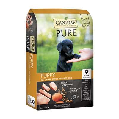 Canidae (Pure Foundations Puppy) 幼犬期 (無穀物配方) 12lb
