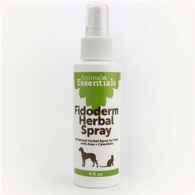 Animal Essentials - FidoDerm 草本 ( 殺菌 ) 消炎噴霧 4oz