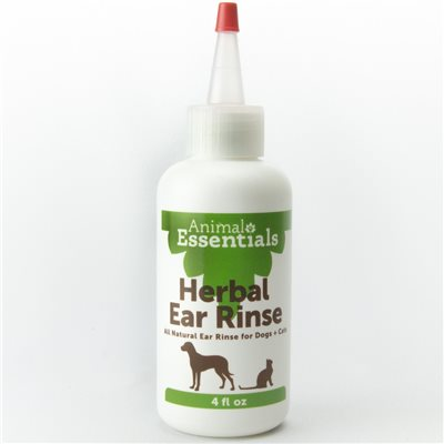 Animal Essentials - Herbal Ear Rinse 草本精華洗耳水 4oz