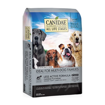 Canidae (Dog) Less Active 老年及體重控制配方 15lb