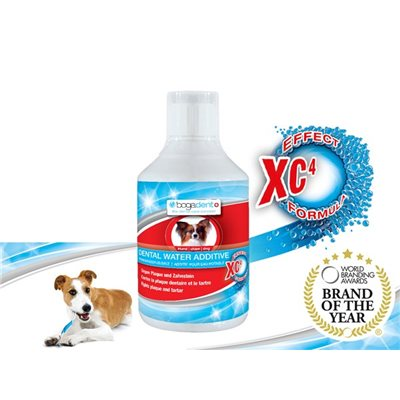 bogadent®  Dental Water Additive Dog 去牙石護齒水(狗用) 250ml