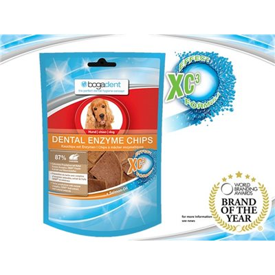 bogadent®Dental Enzyme Chips 天然酵素防牙石小食 40g
