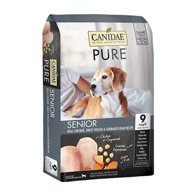 Canidae (Pure Meadow for Senior) 老年犬(無穀物配方) 24lb