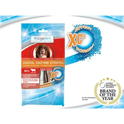 bogadent®Dental Enzyme Stripes 天然酵素防牙石條(大型犬) 100g