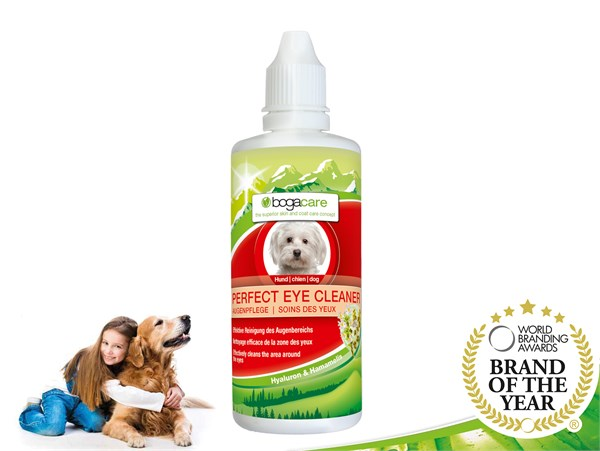 bogacare® Perfect Eye Cleaner 草本潔眼水 (犬用) 100ml