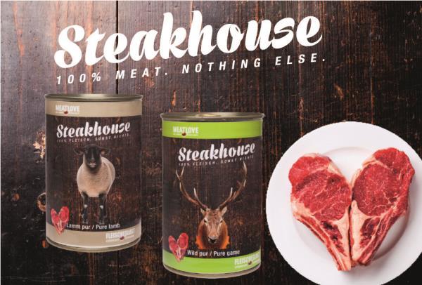 24 罐 Fleischeslust原尾煮易 - 扒房系列410g 自選優惠 B : $881 (同價錢可混款)