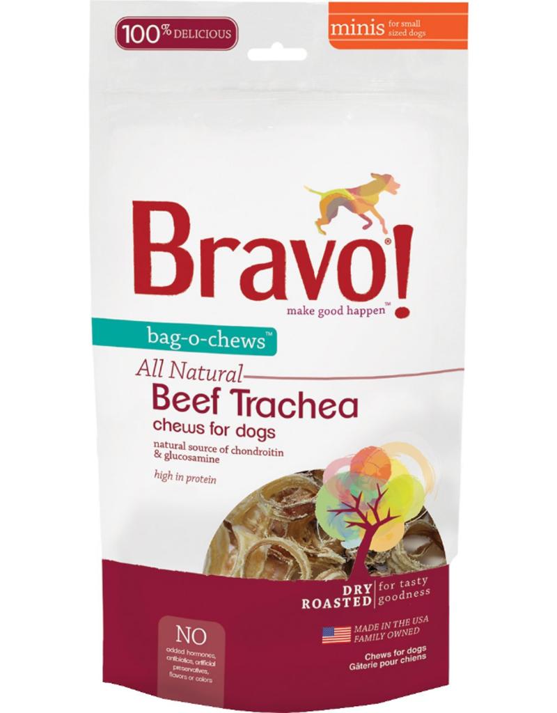 """Bravo - Dried Beef Trachea 天然風乾牛天梯 3.5"""" (4件)"""