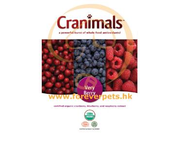 Cranimals Very Berry - 有機雜莓精華素 4oz