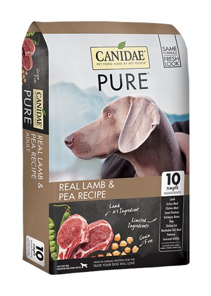 Canidae (Pure Elements) 全犬期 (無穀物配方) 24lb