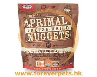 Primal (原始)-Canine Freeze-Dried Formula (Pork)犬用低溫脫水糧- 豬配方 14oz