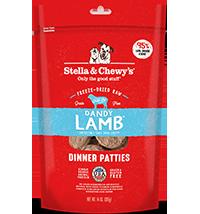 Stella & Chewy's - Freeze Dried Dandy Lamb Dinner - 羊肉 狗配方 25oz