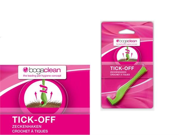 bogaclean® TICK-OFF Tick Twister 除蜱器