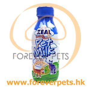 Zeal® 熱愛天然 寵物飲用鮮牛奶 380ml x 6支裝