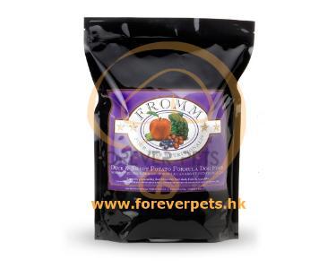 Fromm Dog (Duck & Sweet Potato) 鴨肉甜薯蔬菜配方 15lb