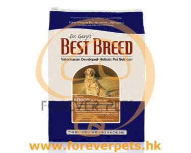 Best Breed Senior Dog Diet 高齡 犬隻配方 30lb