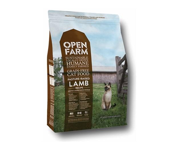 Open Farm Cat (Lamb) 無穀物羊肉蔬果配方貓糧 8lbs