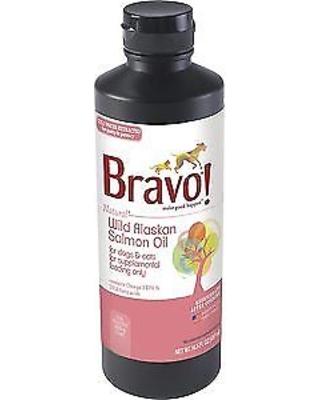 Bravo - Wild Alaskan Salmon Oil 野生阿拉斯加三文魚油 16.5oz.