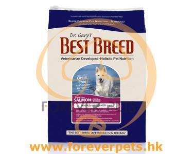 Best Breed Grain Free Salmon 無穀物 三文魚 蔬菜水果 配方 4lb