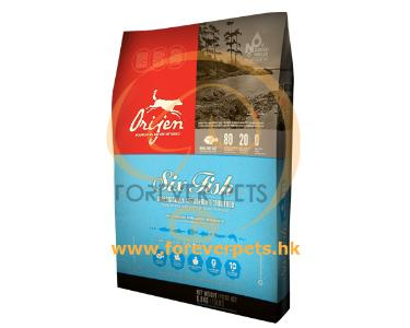 Orijen 無穀物 Six Fish 六種魚肉 (犬用) 專用配方 11.4kg
