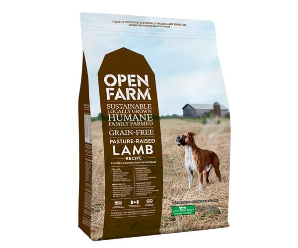 Open Farm Dog (Lamb) 無穀物羊肉蔬果配方狗糧 4.5lbs
