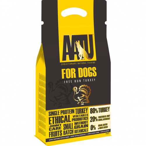 AATU 放養火雞 Turkey 低敏天然狗糧 10kg