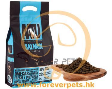 AATU 野生三文魚 Salmon 低敏天然狗糧 1.5kg
