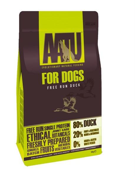 AATU 走地鴨肉 Duck 低敏天然狗糧 5kg