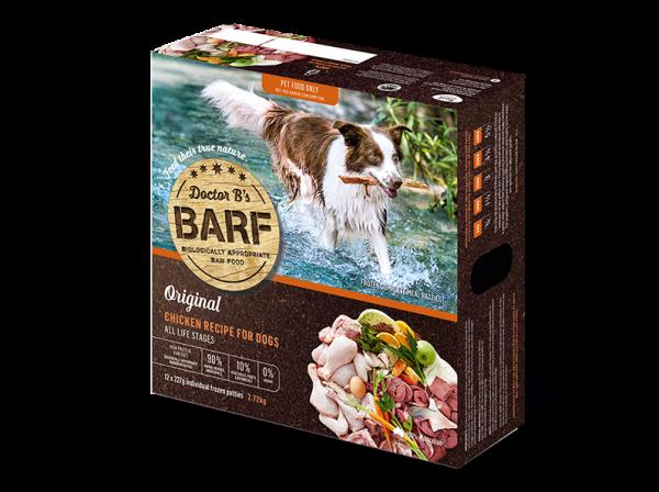 Dr. B (R.A.W. Barf)急凍狗糧 - Chicken 雞肉蔬菜 2.72Kg
