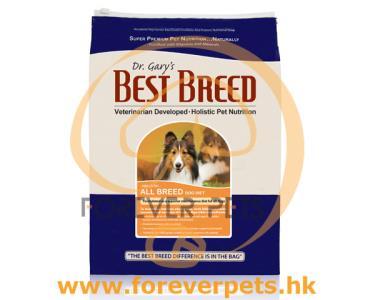 Best Breed All Breed  Dog Diet 全犬配方 15lb