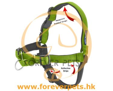 Deluxe Easy Walk Harness (蘋果綠) M