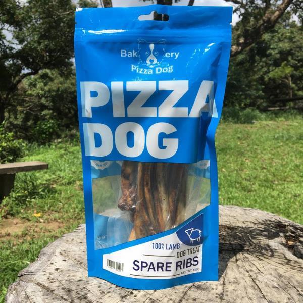 Pizza Dog 香港本地手工小食 - 羊肋骨 150g
