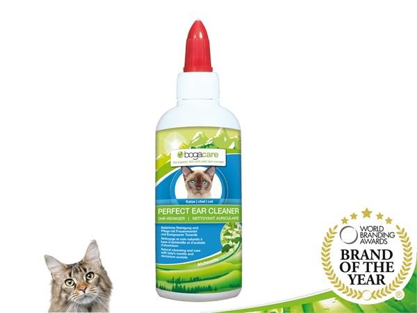 購買任何 貓產品 即可以優惠價換購 bogacare® Perfect Ear Cleaner 草本潔耳水 (貓用)
