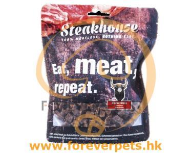 Fleischeslust原尾煮易 扒房(Steakhouse)小食 - 風乾 (Air Dried) 純牛肉粒 (Beef Minis XXL) 100g