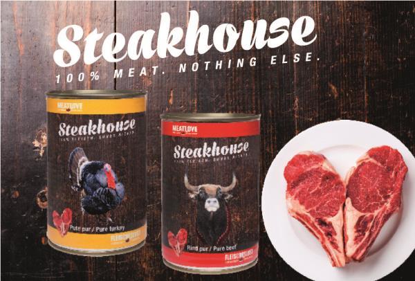 24 罐 Fleischeslust原尾煮易 - 扒房系列410g 自選優惠 A : $816 (同價錢火雞、 牛肉可混款)