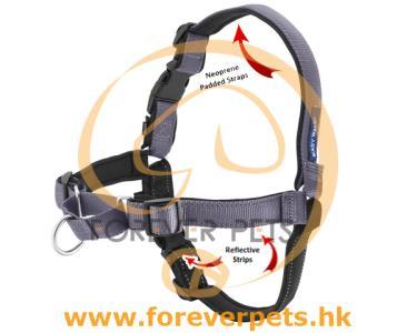 Deluxe Easy Walk Harness (碳灰) M