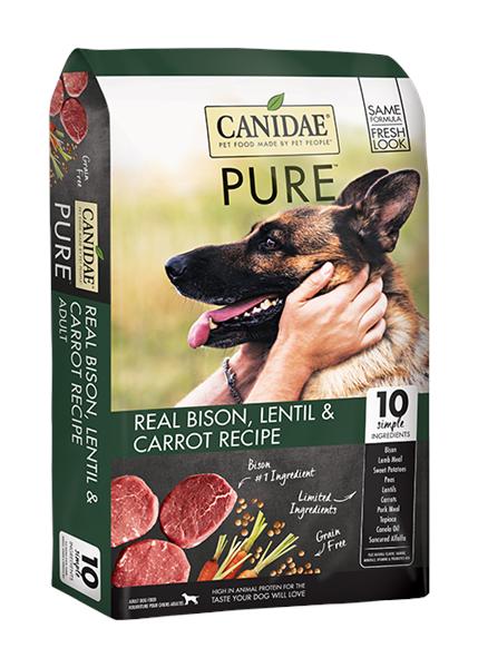 Canidae Pure Land (Dog) 北美野牛 羊肉 (無穀物配方) 10lb