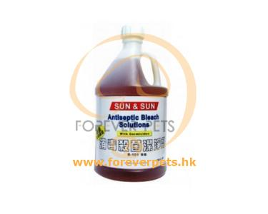 Sun & Sun 消毒剎菌清潔劑 1 gal (大)