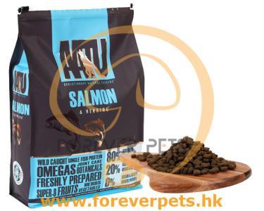 AATU 野生三文魚 Salmon 低敏天然狗糧 5kg