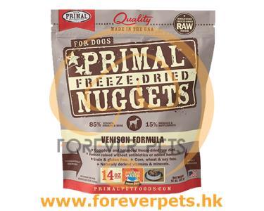 Primal (原始)-Canine Freeze-Dried Formula (Vension)犬用低溫脫水糧- 鹿配方 14oz