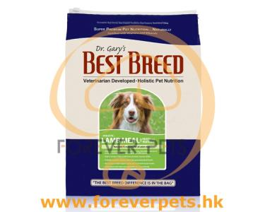 Best Breed Lamb 羊肉 蔬菜水果 配方 4lb