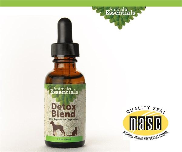 Animal Essentials - Detox Blend 治療養生草本系列 - 長效排毒皮膚治療配方 1oz