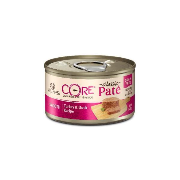 Wellness Core 無穀物 (貓罐頭) - 火雞拼鴨肉 5.5oz