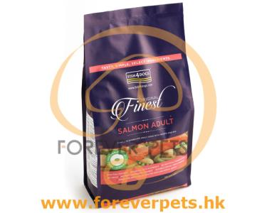 Fish4Dogs Finest Salmon 三文魚 無麩質 低敏 配方 1.5kg (大粒)