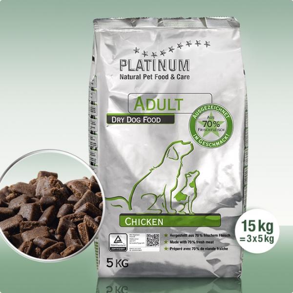 Platinum Adult Chicken 成犬 鮮雞肉 15kg