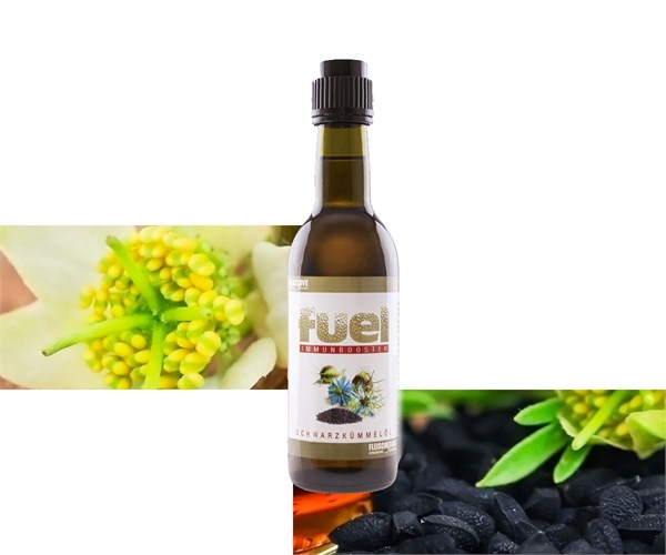 Fuel BLACK CUMIN OIL Immunbooster (犬用) 250ml