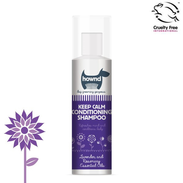Hownd 享樂 - Keep Calm Conditioning Shampoo 情緒舒緩(二合一)潔毛液 250ml
