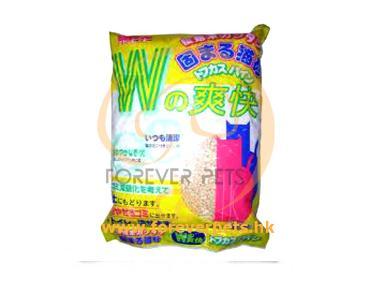 """爽快""""W""""健康豆腐貓砂 7L"""