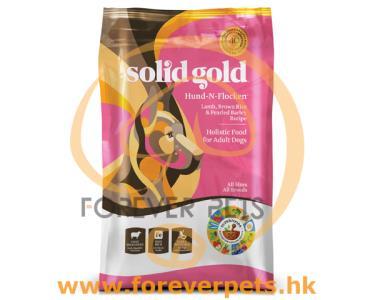Solid Gold Hund-n-Flocken 成犬 28.5lb