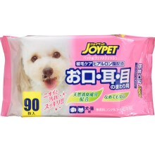 Joypet 犬貓臉部專用濕紙巾 90片裝