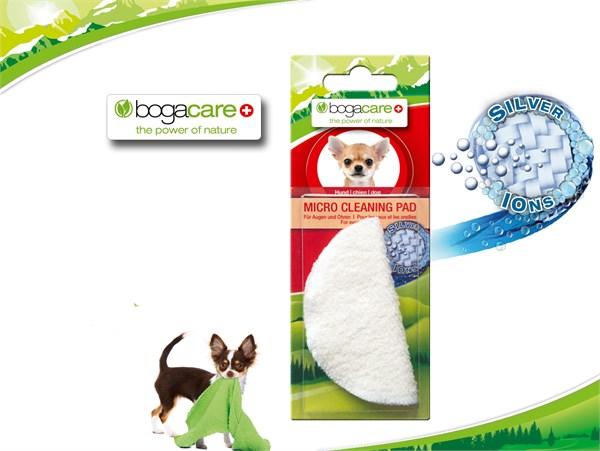 bogacare® Micro Cleaning Pad 銀離子 淚痕/耳朵 潔布
